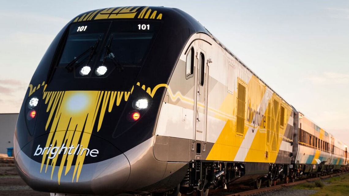 Brightline paying travel agents 20% commission
