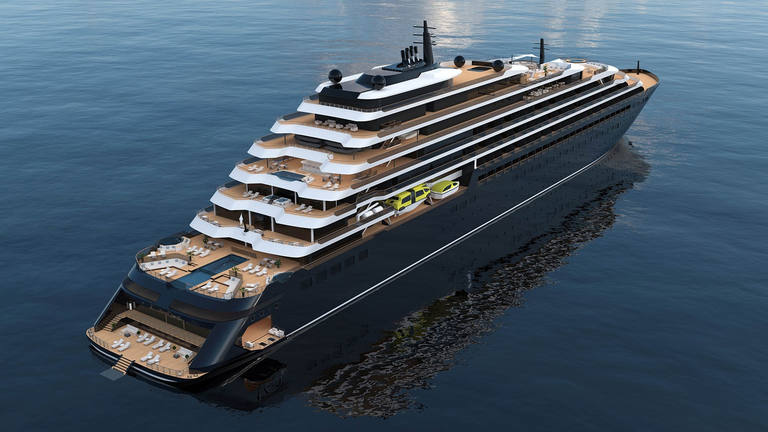Ritz-Carlton luxury ship to be named Evrima