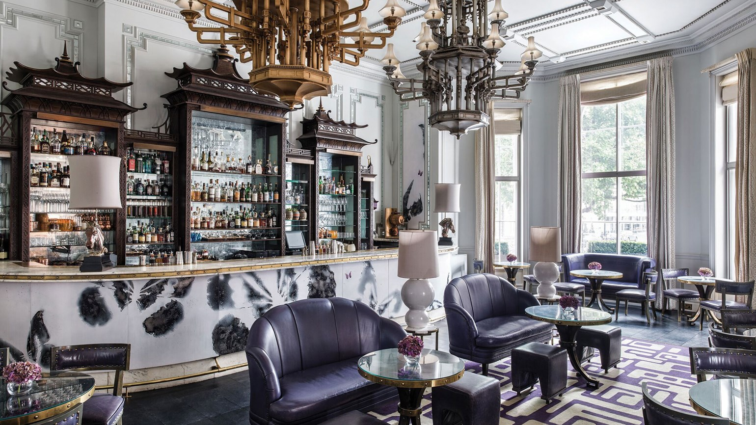 Forbes inspectors list world's best hotel bars