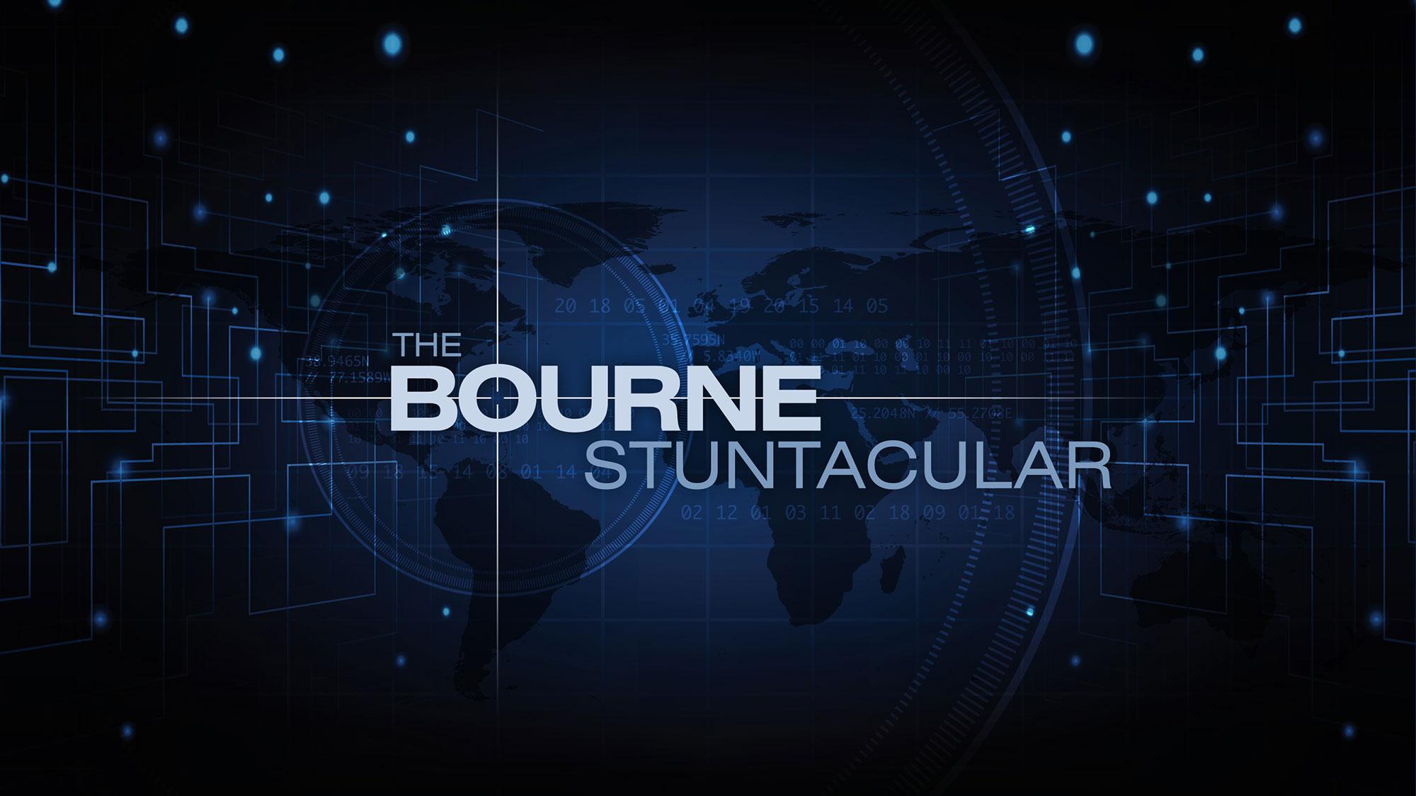 Universal Orlando to feature Bourne stunt show