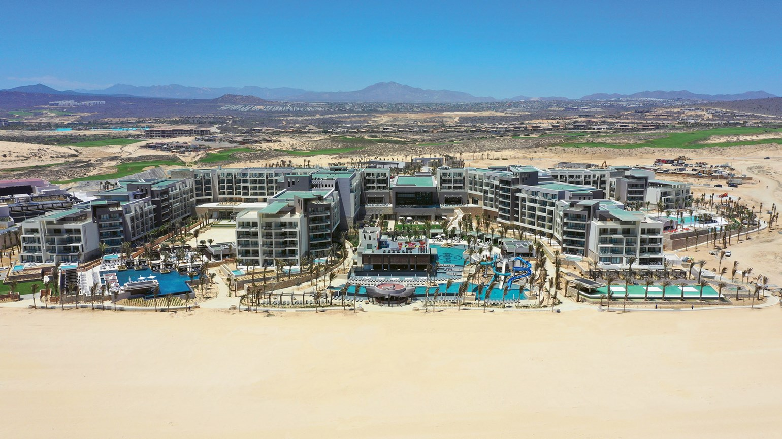 Luxe all-inclusive stay at Hard Rock Hotel Los Cabos