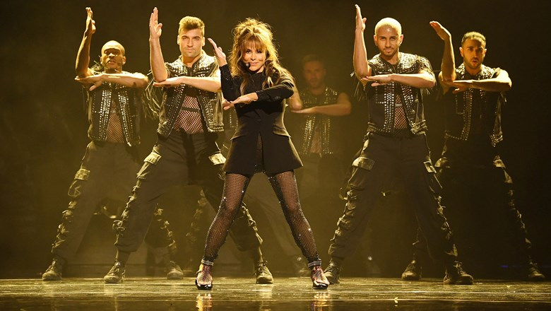 """Paula Abdul: Forever Your Girl,"" a residency at the Flamingo Las Vegas, opened on Oct. 24."