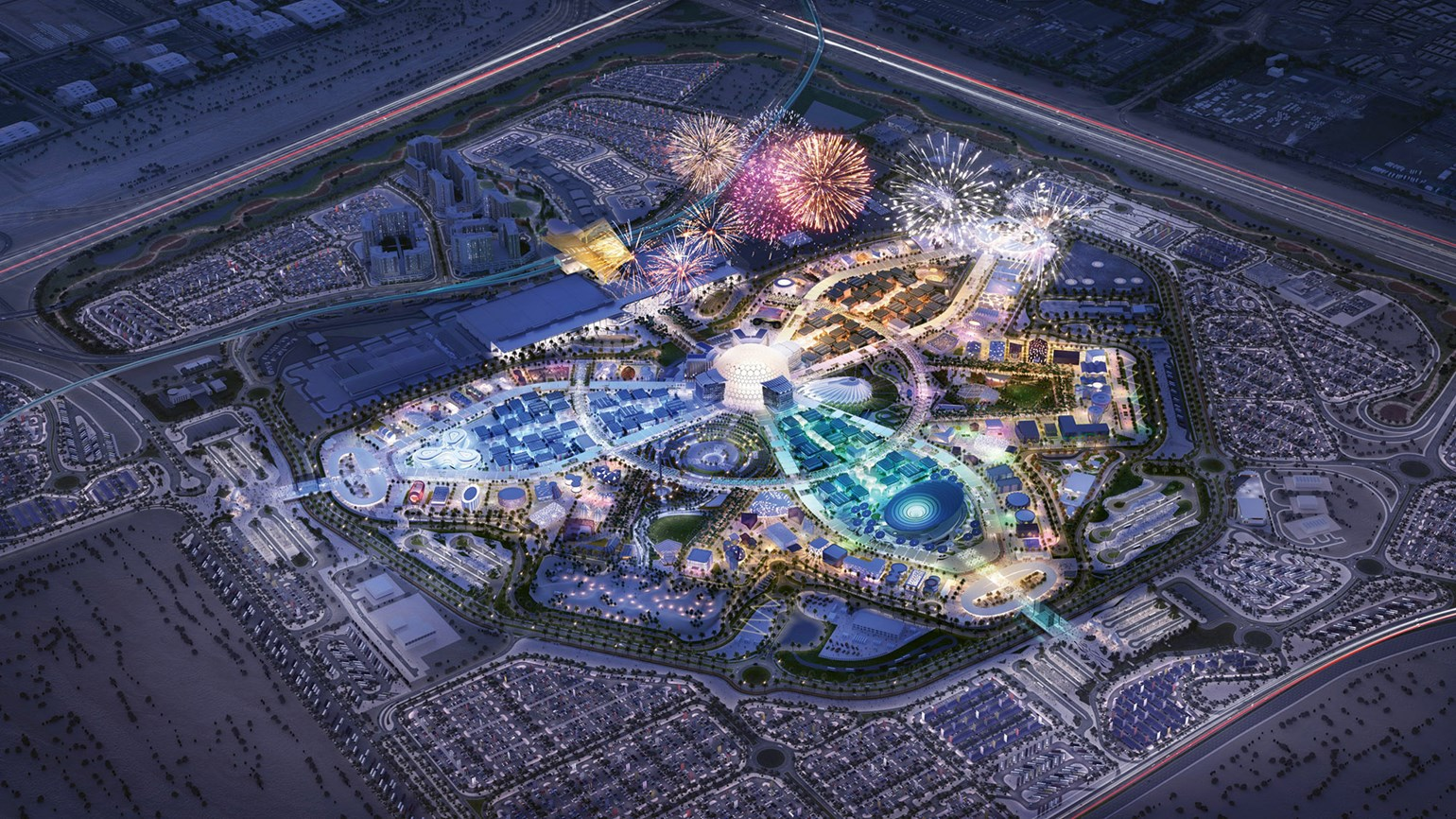 'World's Greatest Show' a chance for UAE, region to shine