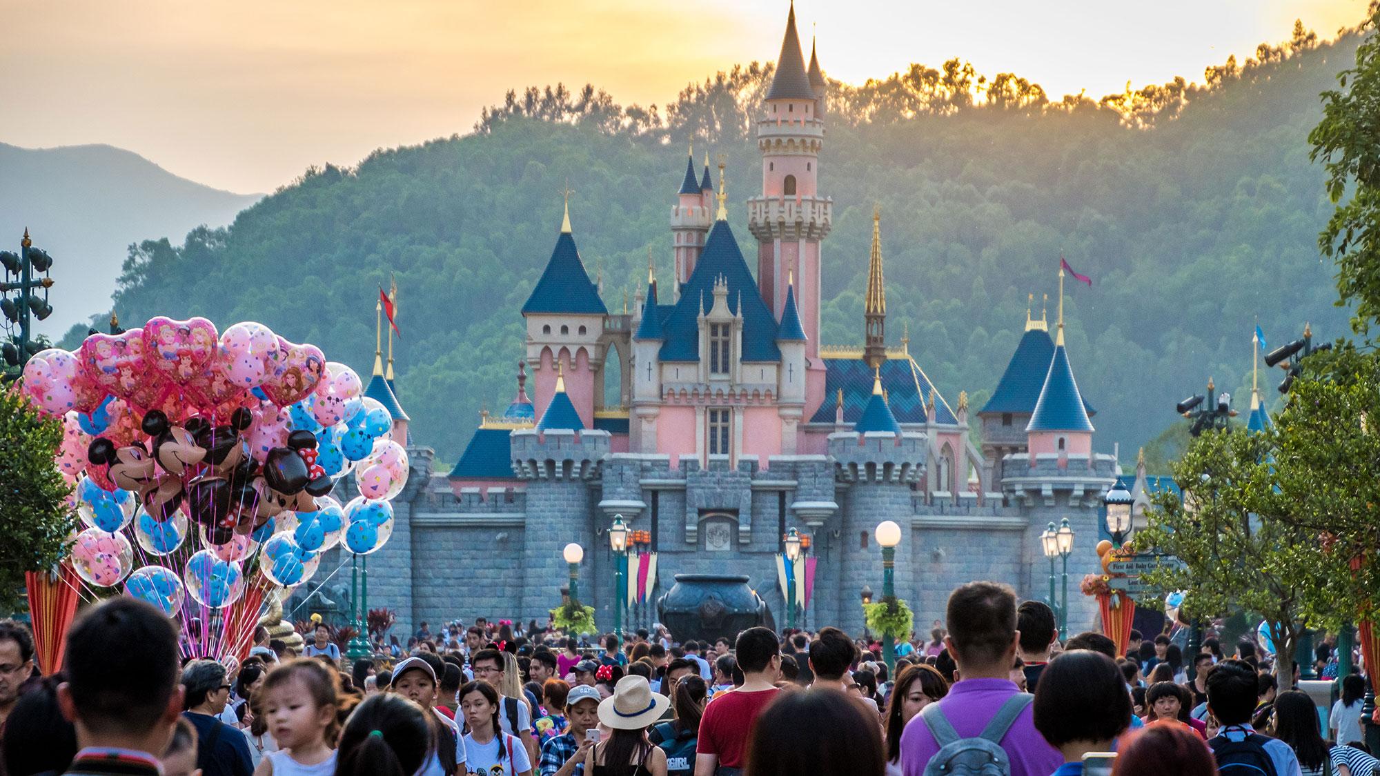 Losses At Hong Kong Disneyland Mar An Otherwise Strong Q4 For Disney Parks Travel Weekly