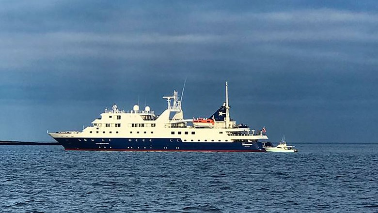Celebrity offers refunds after grounding of Xpedition in Galapagos