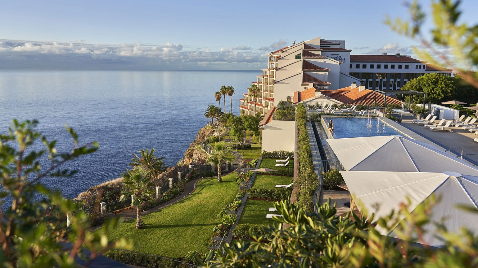Les Suites at the Cliff Bay opens on Madeira