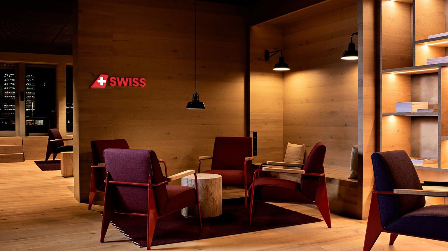 Swiss opens renovated lounge in Zurich Airport