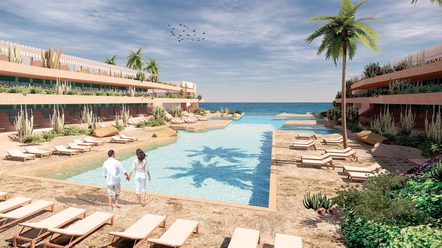 Secrets resort coming to Aruba's Baby Beach