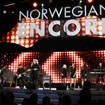 Kelly Clarkson christens Norwegian Encore