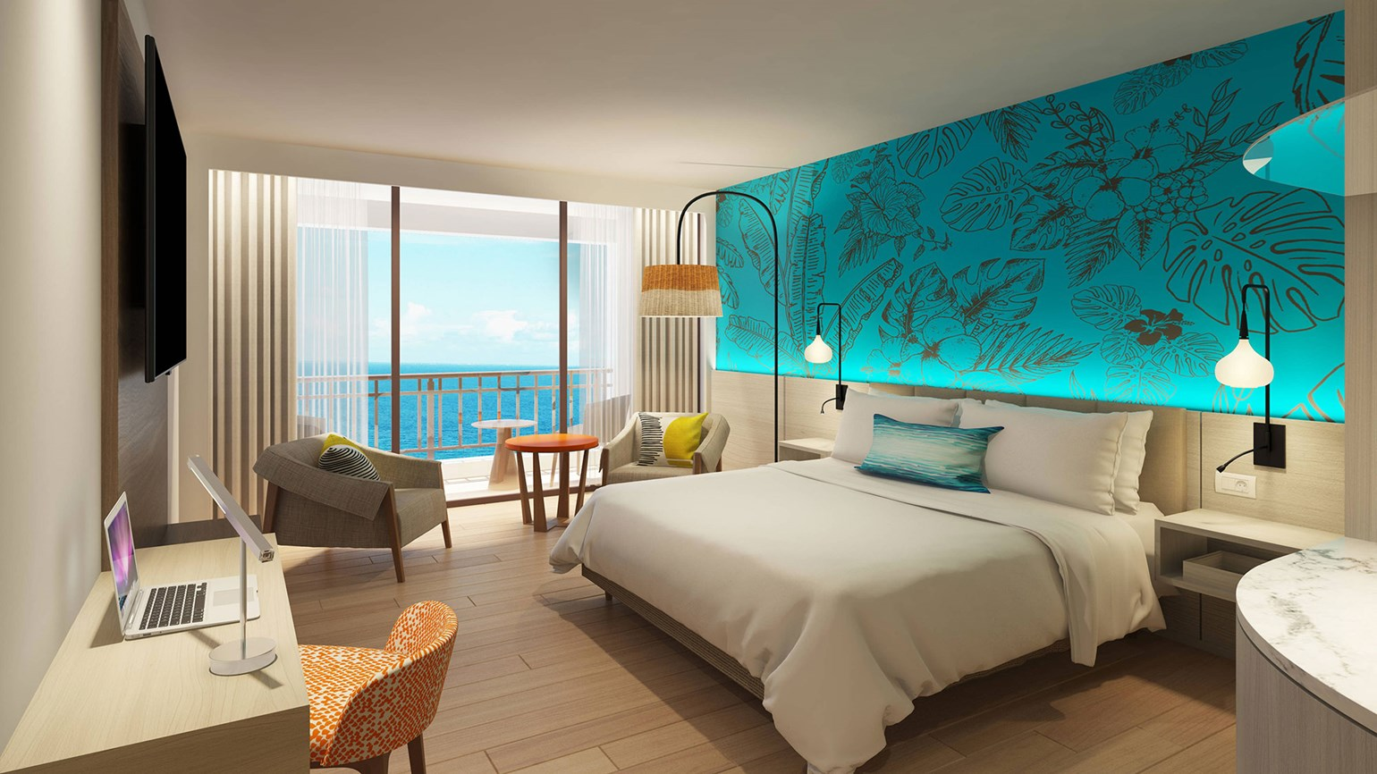 Curacao Marriott reopens after $37 million renovation