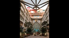 Renovating the Oasis of the Seas