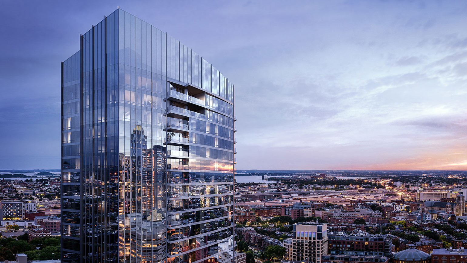 Construction starts on Raffles hotel in Boston