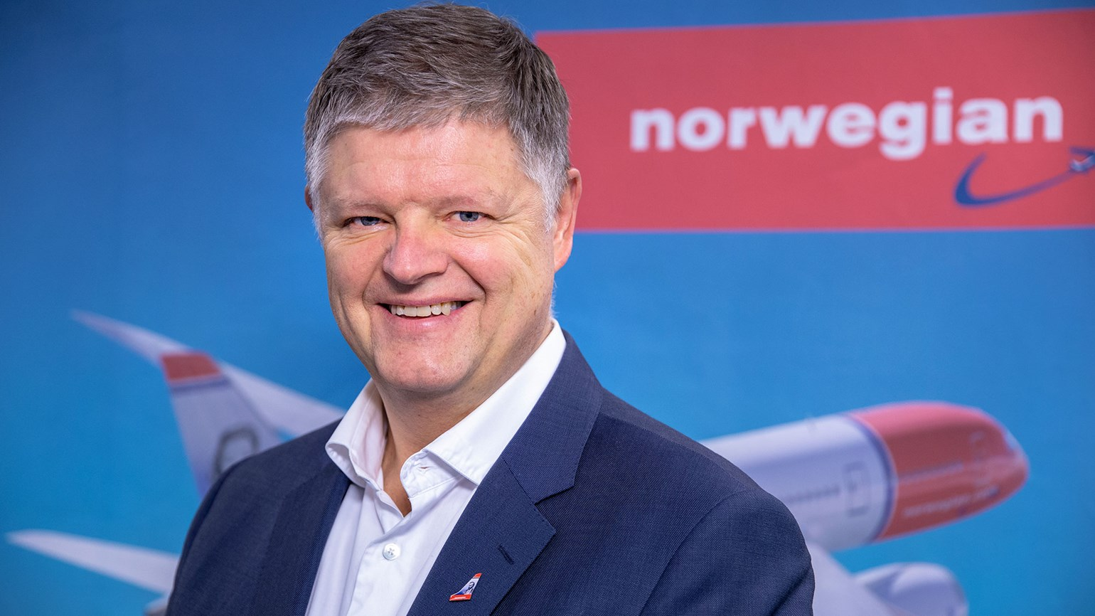 Norwegian Air names Jacob Schram CEO