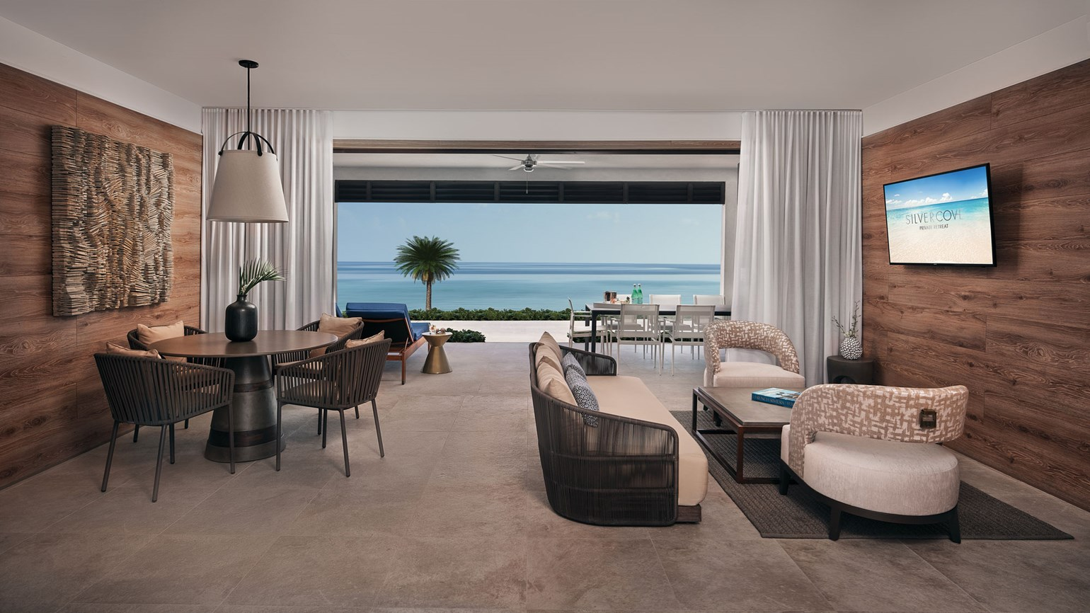 NCL's Silver Cove villas open on Great Stirrup Cay