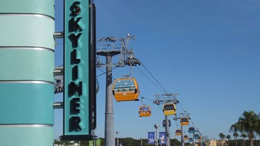 Disney Skyliner: Convenience is cool