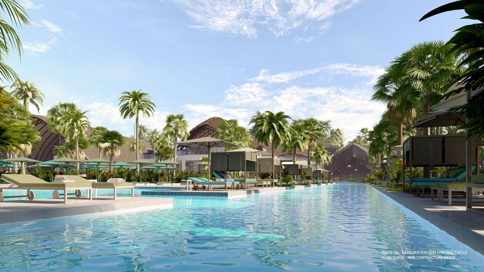 Club Med opens its resort in Miches, Dominican Republic