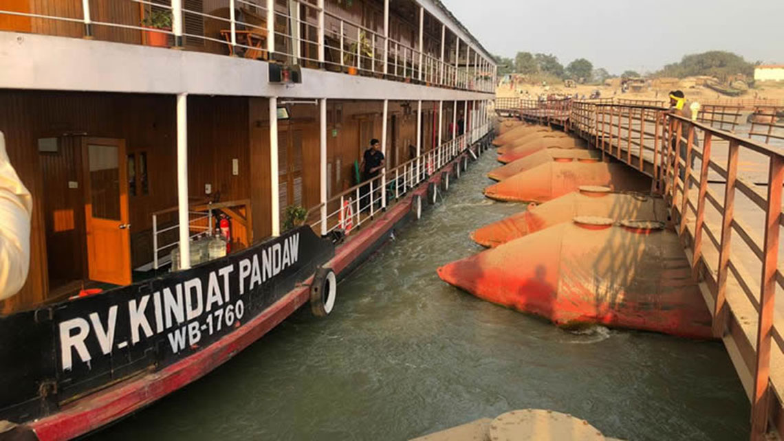 Pandaw founder says ship evacuation was an overreaction