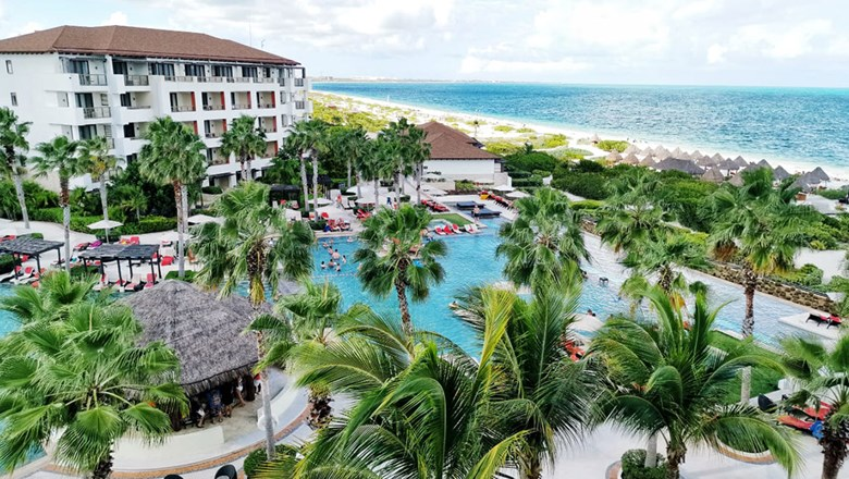 The Secrets Playa Mujeres Golf & Spa Resort in Cancun.