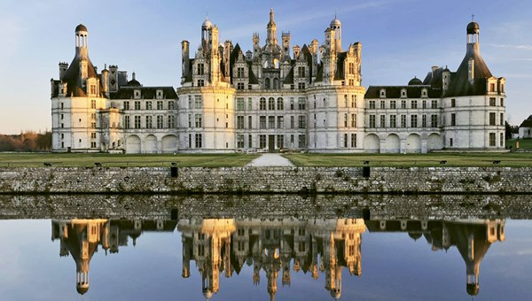 Curated Touring offers private visits to the chateaux of Chambord on its small-group itinerary in France's Loire Valley.