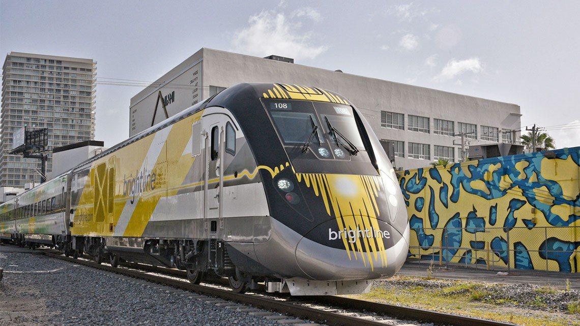 Brightline train to add a Disney World stop
