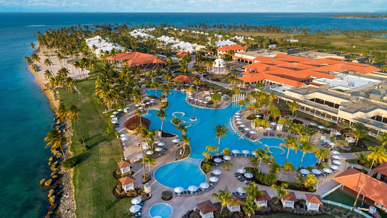 The Hyatt Regency Grand Reserve Puerto Rico.