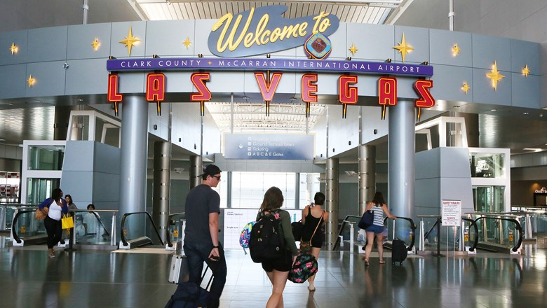McCarran Airport has sustained 14 consecutive months of passenger growth.