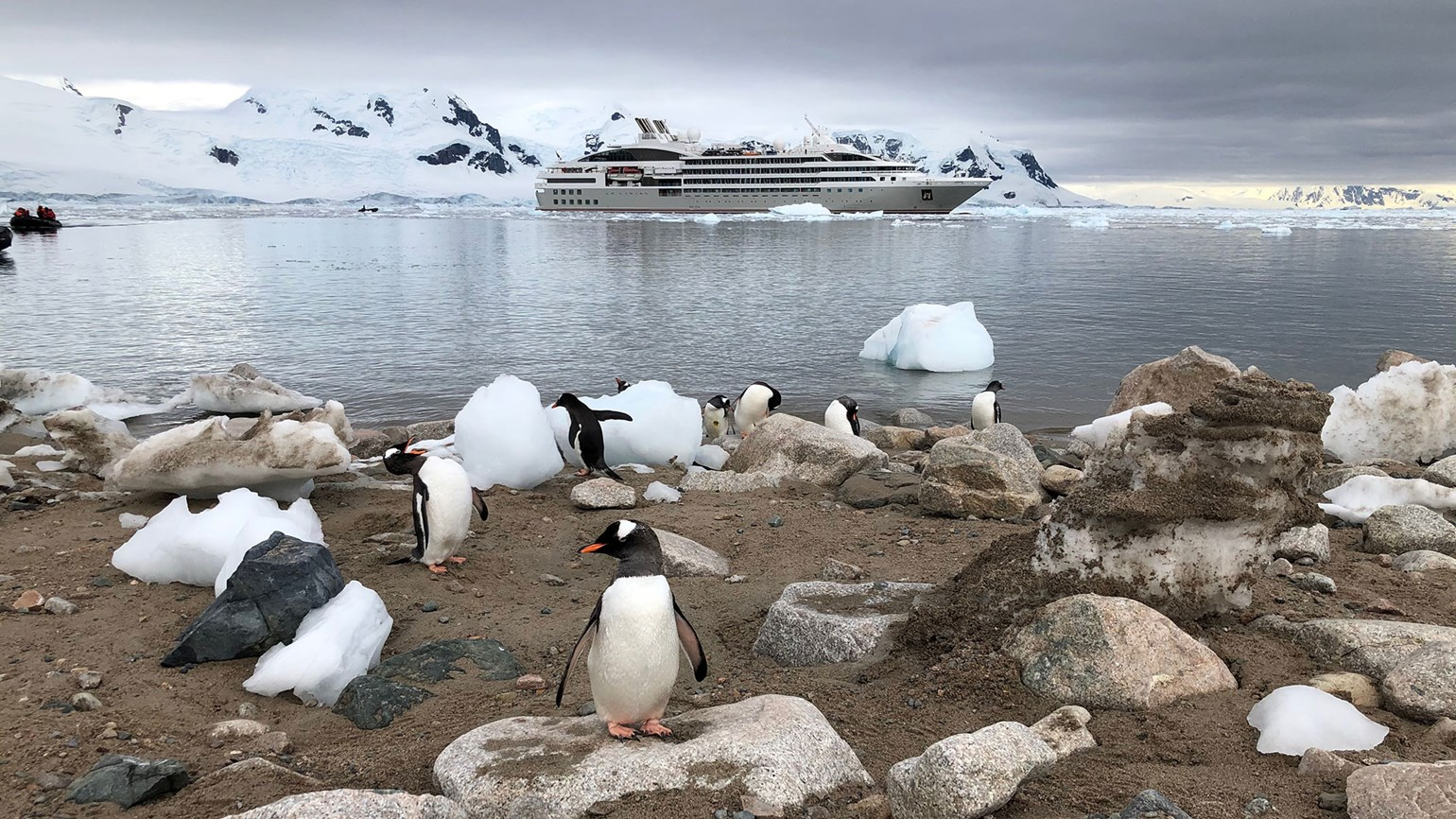 Antarctica's High-Temperature Record Of 18.3 Degrees In February 2020 Has Been Verified And Validated By WMO