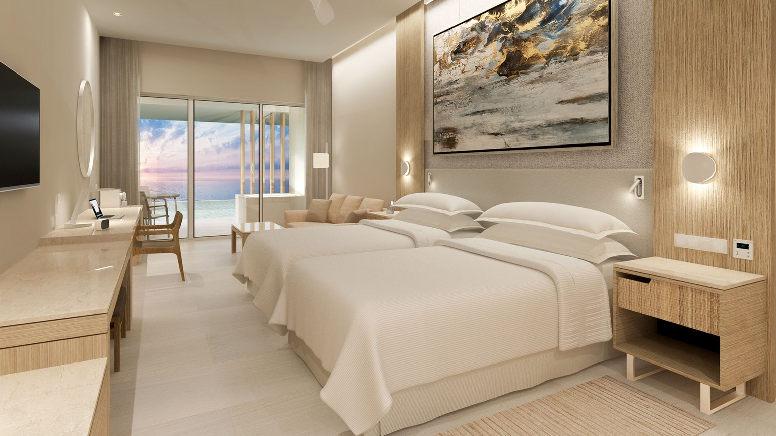 Chic, sleek Barcelo Maya Riviera a game-changer for hotelier