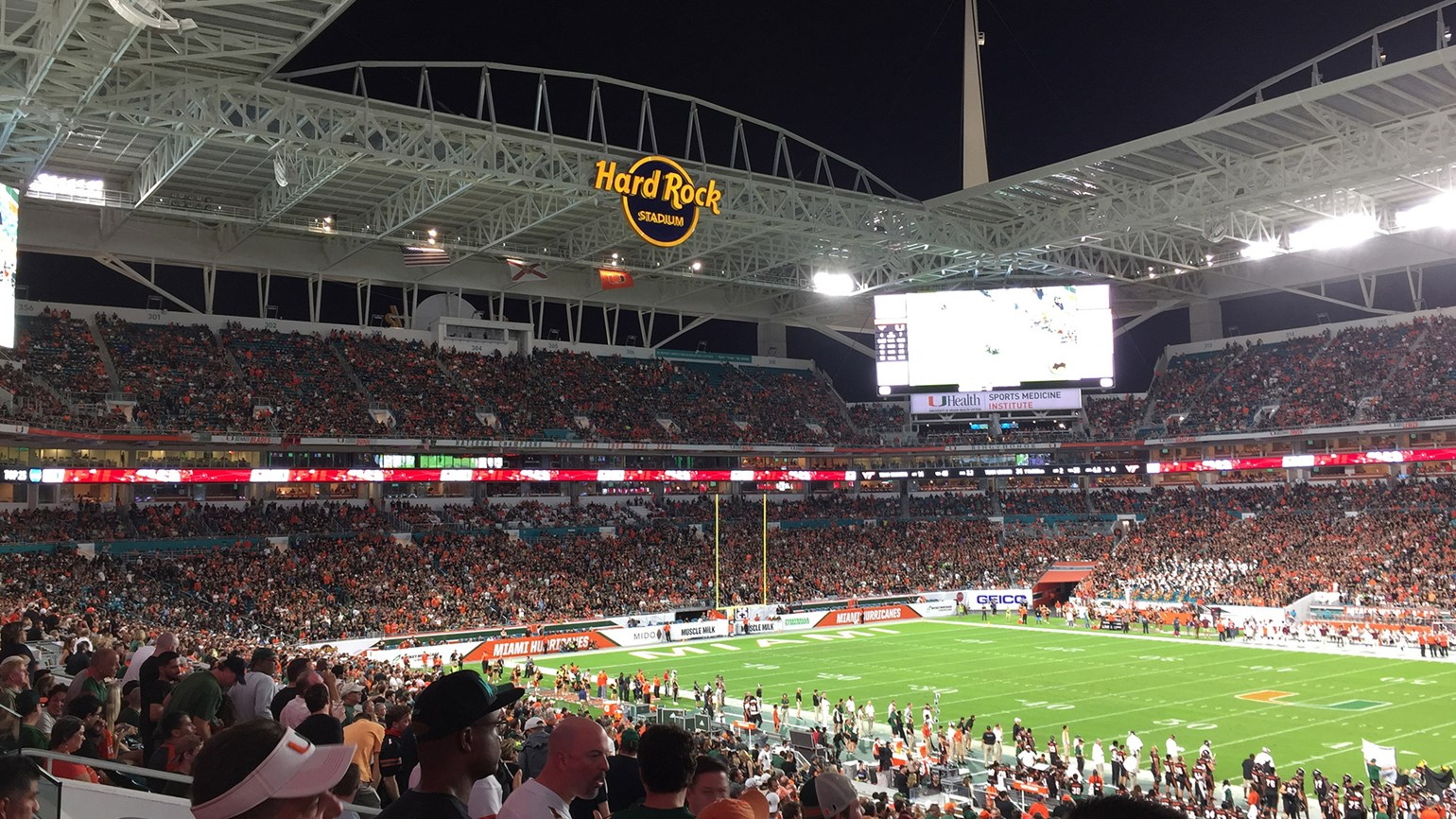 Miami is ready for Super Bowl spotlight again