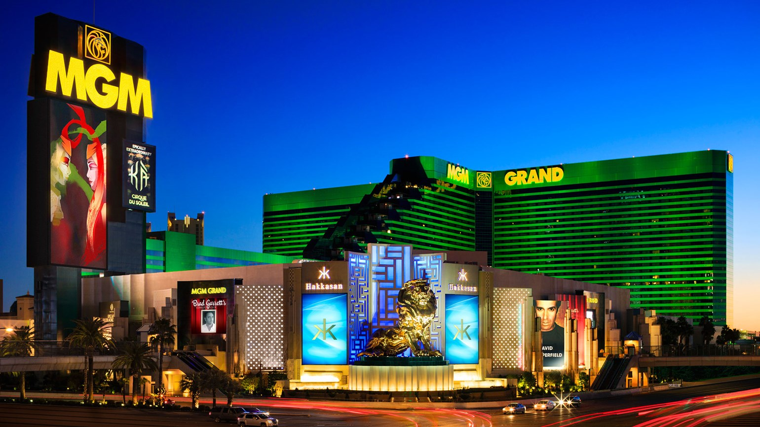MGM Resorts said data breach exposed no payment info