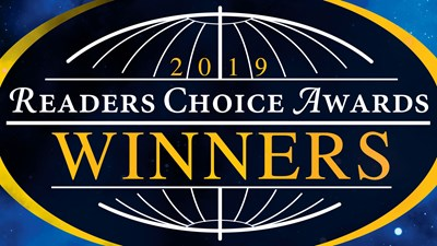 The list of winners of 2019 Readers Choice