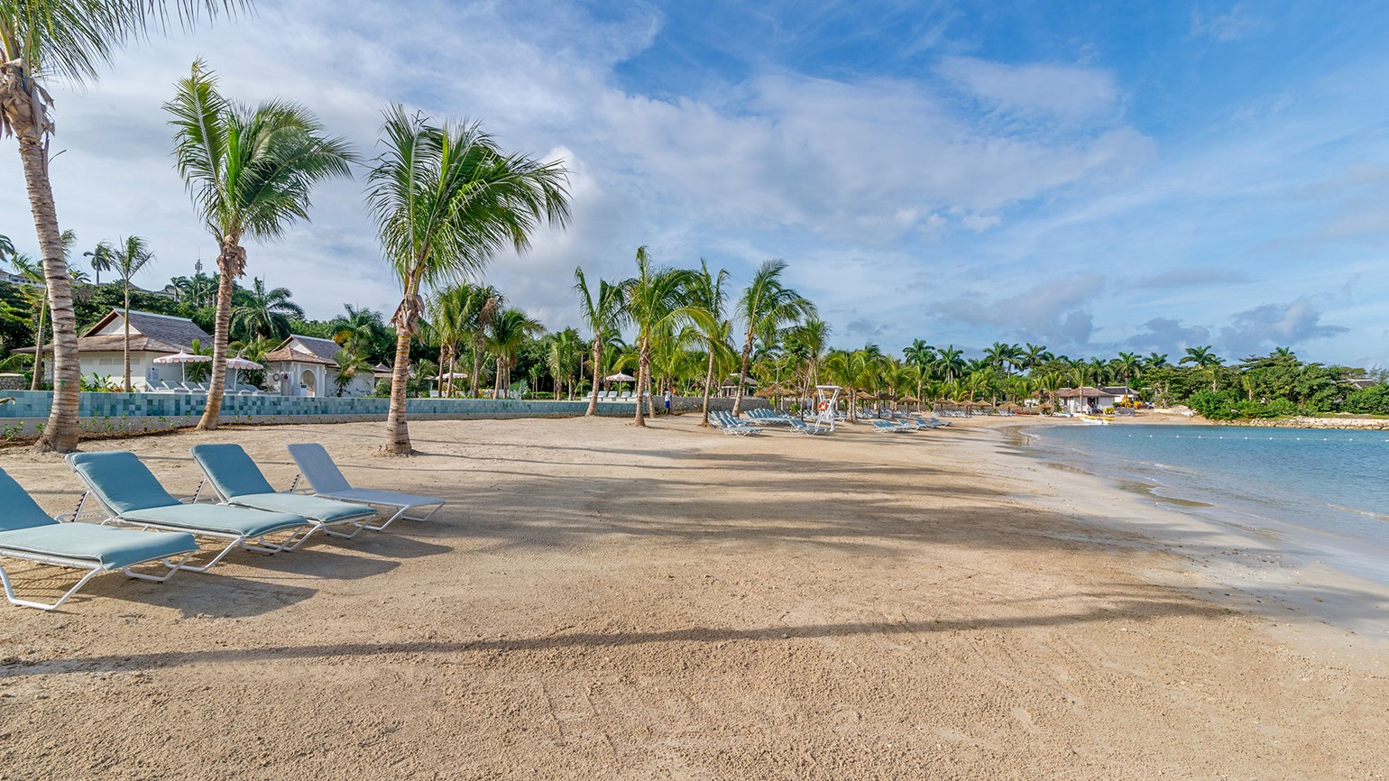 New beach club opens at Jamaica's Tryall Club resort