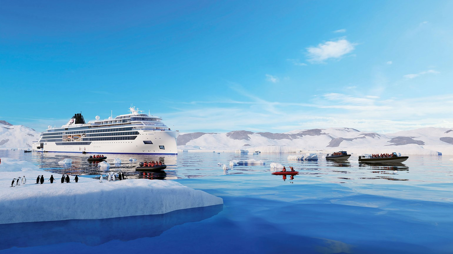 Viking Cruises launching expedition ships in 2022