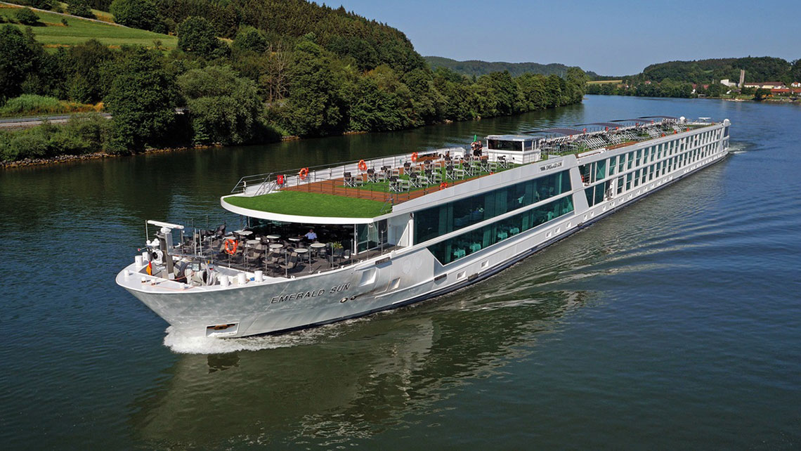 Emerald Luna river ship coming in 2021