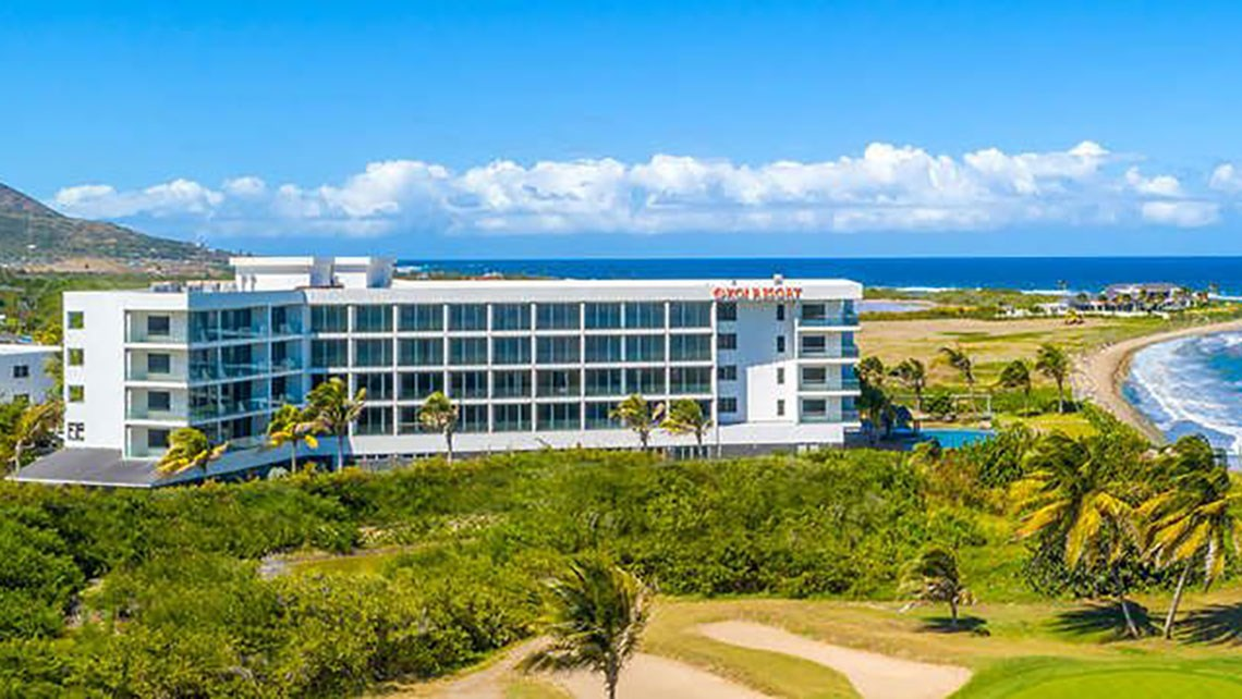 Koi Hospitality enters hotels with a St. Kitts hotel