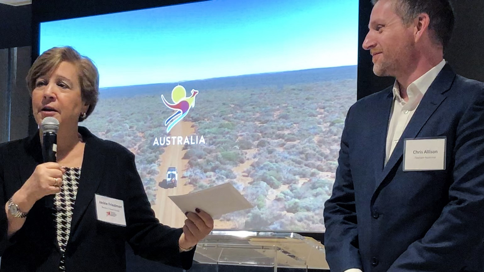 Australia tourism reaches out to U.S. during bushfire crisis