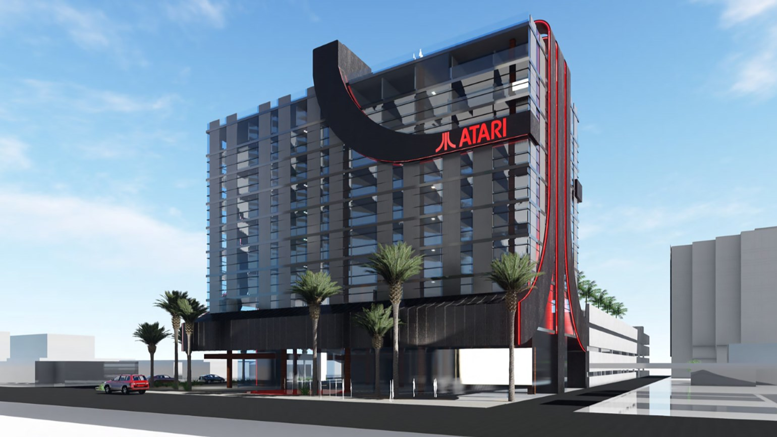 Atari to become gaming hotel brand