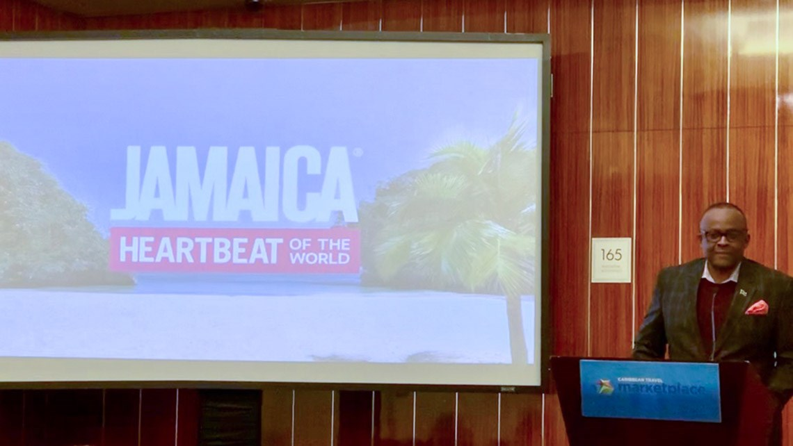 "New tourism slogan for Jamaica: ""Heartbeat of the world"""