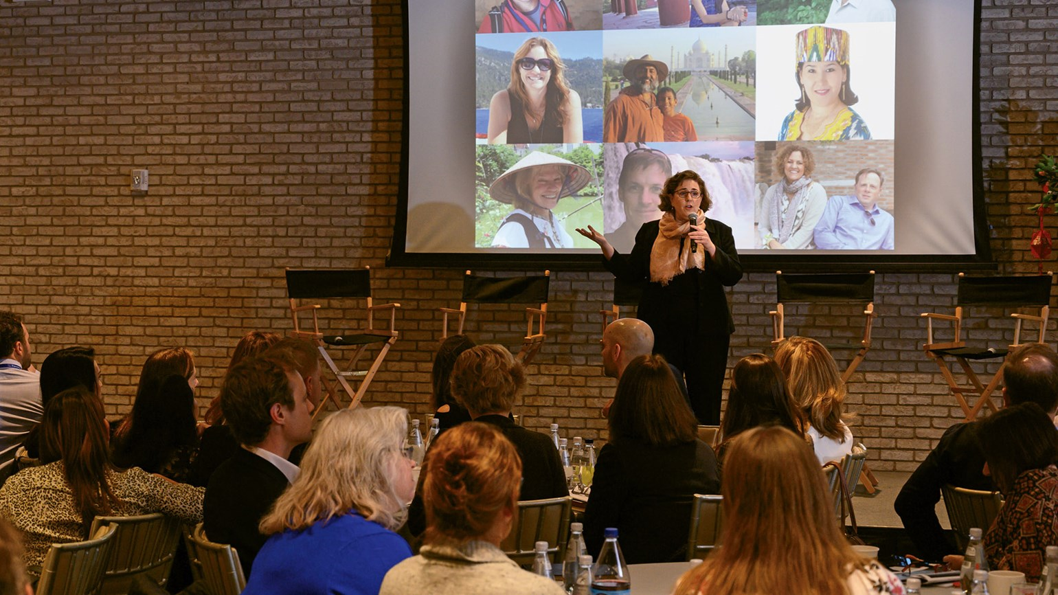 Tourism issues take center stage at Wendy Perrin summit