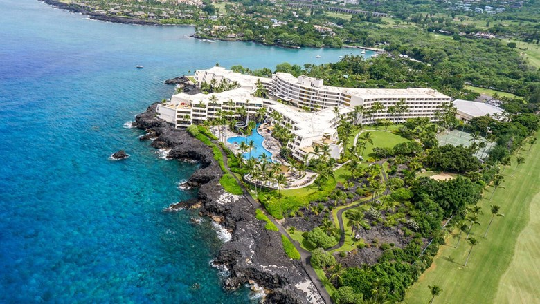 Sheraton Kona to become Outrigger