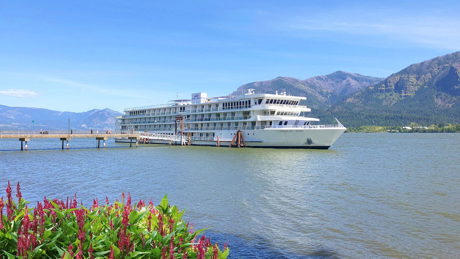 American Cruise signs Mississippi dock deal; adding ship in Pacific Northwest