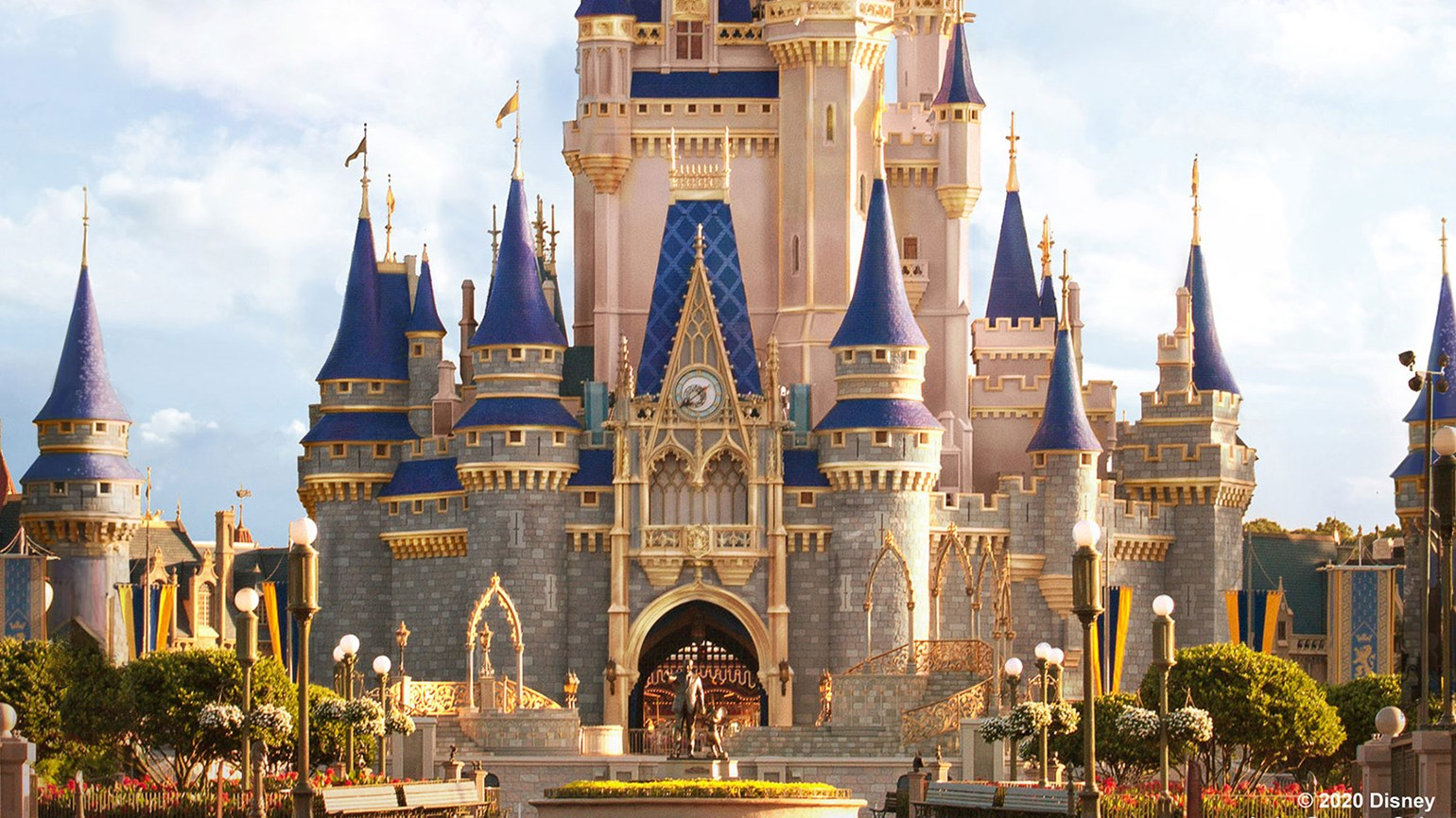 Disney World's Cinderella Castle getting facelift