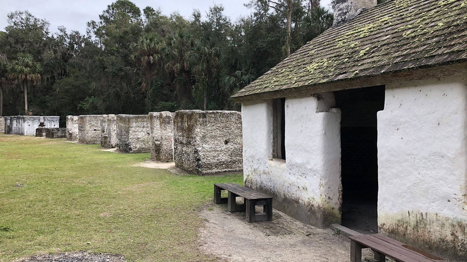 Exploring a piece of Florida's antebellum history at Kingsley Plantation