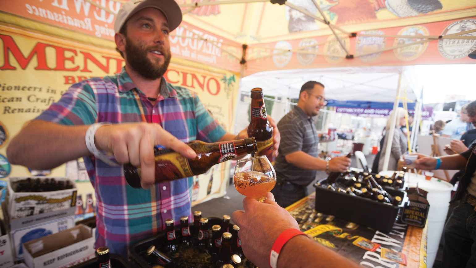 Brews aren't all that's on tap for Great Vegas Festival of Beer