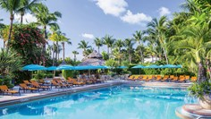 South Beach pampering at Palms Hotel & Spa