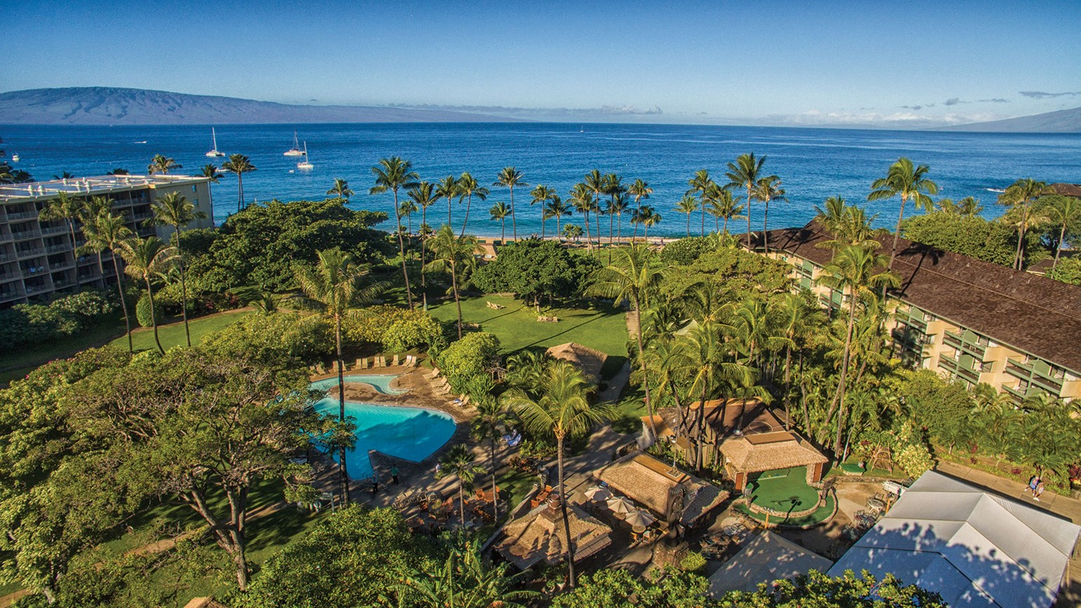 Kaanapali Beach Hotel readies for spring renovation