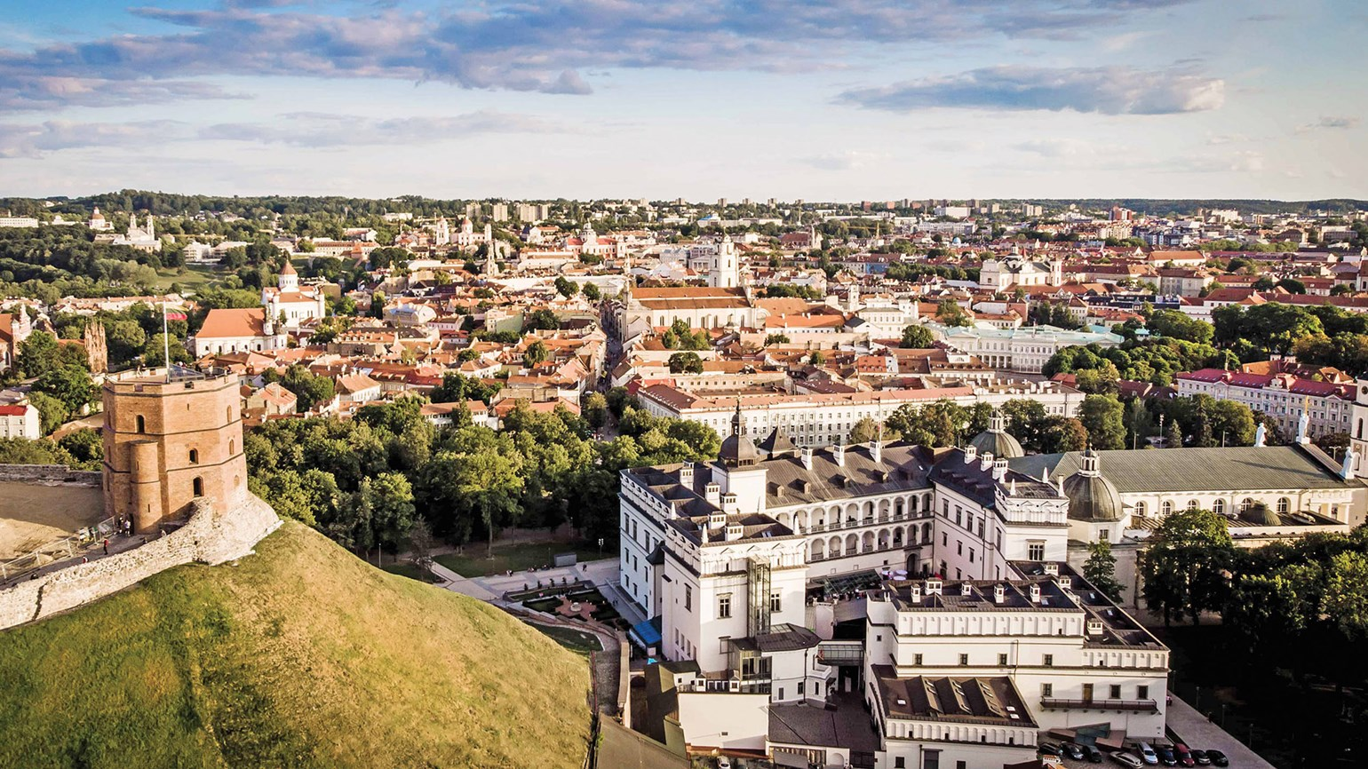 Gastronomy and history in Lithuania's capital