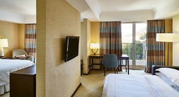 Kid-centric stay at the Sheraton Grand Rio