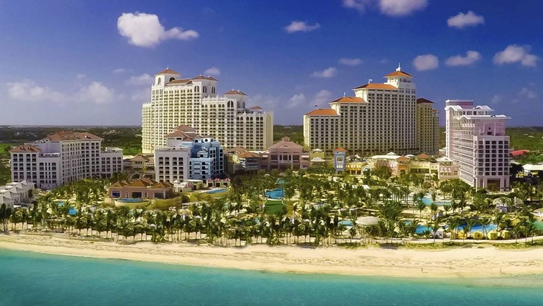 Baha Mar in Nassau. The multiresort property is temporarily closing, effective March 25.