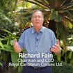 Richard Fain to agents: Get ready for better times ahead
